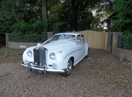 1962 classic Rolls Royce in Winchester