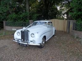 1962 classic Rolls Royce in Winchester