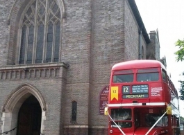 Double deck Routemaster wedding Bus in Milton Keynes