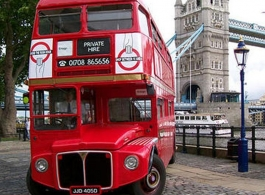 Double Decker London Bus for weddings in Romford