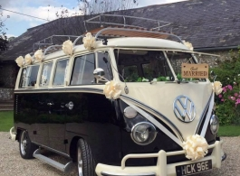 VW Campervan hire in Petersfield