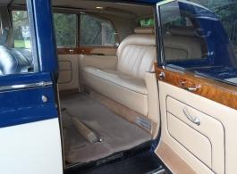 1968 Rolls Royce wedding car hire in Winchester