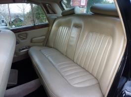 1976 Rolls Royce Silver Shadow for weddings in Southend