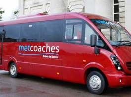 Wedding coaches for hire in Watford