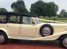 Beauford for weddings in St Albans