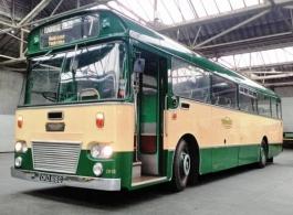 Vintage Bus for wedding hire in Brighton