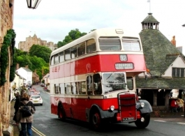 64 seat bus for wedding hire in Exeter