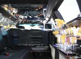 Stretch Limousines for wedding hire in Chichester