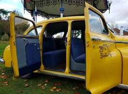 Classic American Taxi for wedding hire in Romford