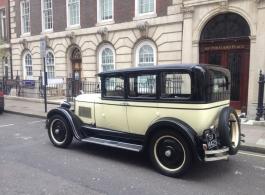 1927 vintage Studebaker car for weddings in Hatfield