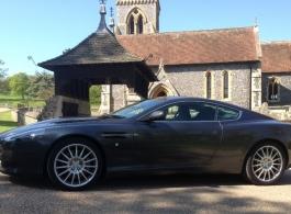 Aston Martin DB9   Aston Martin Wedding Car Hire In ...