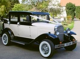 Badsworth wedding car for hire in Wokingham