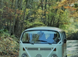 VW Campervan for weddings in Crawley