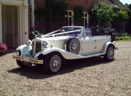 Ivory Beauford for weddings in London