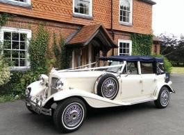 Beauford for weddings in Hook