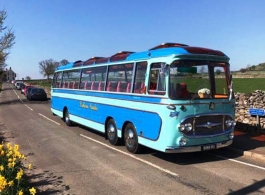 Vintage coach for weddings in Doncaster