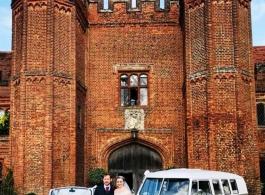 1970s VW Beetle for weddings in Basildon
