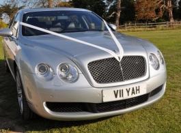 Bentley Flying Spur for weddings in  London