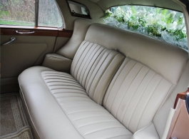 1963 Bentley wedding car for hire in London