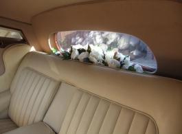 Classic 1950s Bentley for weddings in Goodwood
