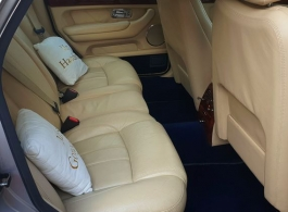 Bentley Arnage for weddings in Wolverhampton
