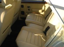 Bentley Turbo R for wedding hire in Swanley