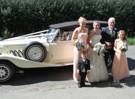 Beauford for wedding hire in Bromley