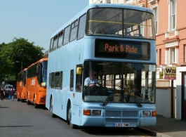 Classic Double deck wedding Bus for hire in Canterbury, Kent