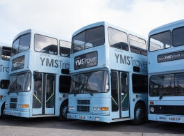 Double Decker Bus for weddings in Folkestone