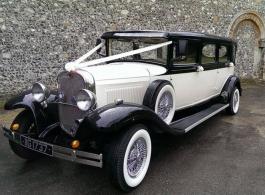 Vintage style Bramwith for weddings in Basingstoke