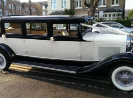 Vintage Bramwith for weddings in Farnborough