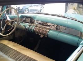 1955 Buick Century for weddings in Chertsey