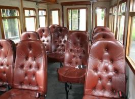 8 seat bus for weddings in Southampton