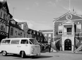 1968 Campervan for weddings in Bromley