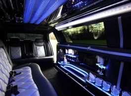 Stretch Limousine for weddings in Basingstoke