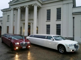 Stretch Limousine for wedding hire in Braintree, Essex
