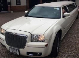Chrysler Limousine for 8 passengers in Chelmsford