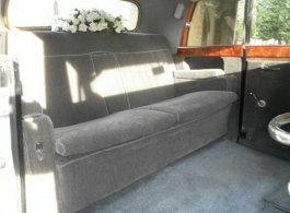 Armstrong Siddeley Limousine for weddings in Gravesend