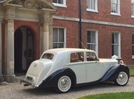 Bentley wedding car hire in North London