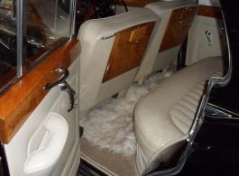 Rolls Royce Silver Cloud for weddings in Egham