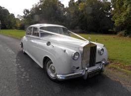Classic Rolls Royce Silver Cloud in Winchester