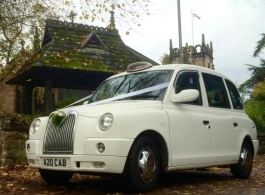 Classic Wedding Taxi for hire in Sale