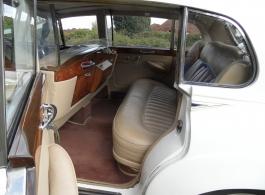 Rolls Royce wedding car in Salisbury