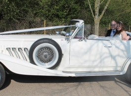 Beauford for weddings in Sevenoaks