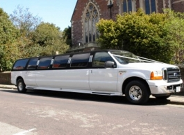 Wedding Limousine hire in Gwent