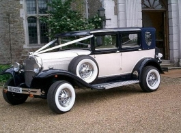 Vintage Ford for weddings in Kingston Upon Thames