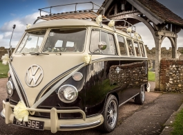 VW Campervan hire in Fareham