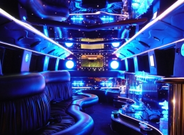 Hummer Limousine for wedding hire in London