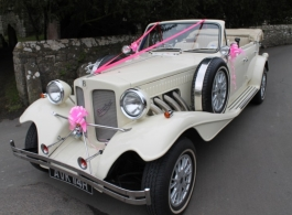 Ivory Beauford for weddings in Maidstone
