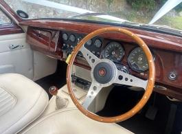 Jaguar wedding car hire in Pontypool